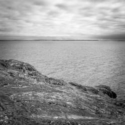 The Edge of Iceberg Point. 2017. Lopez Island, WA