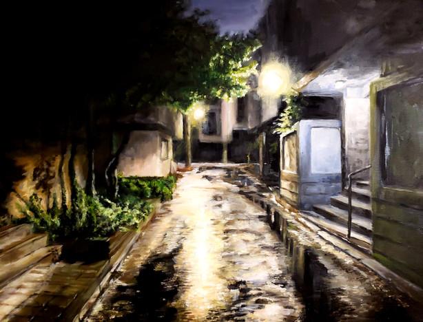 """""""Evening After Rain"""" by Jun Lee"""