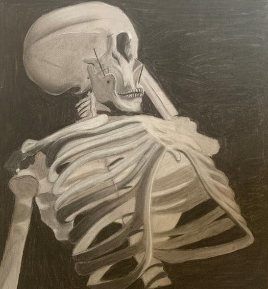 """""""Skeleton"""" by Liu YiYing"""