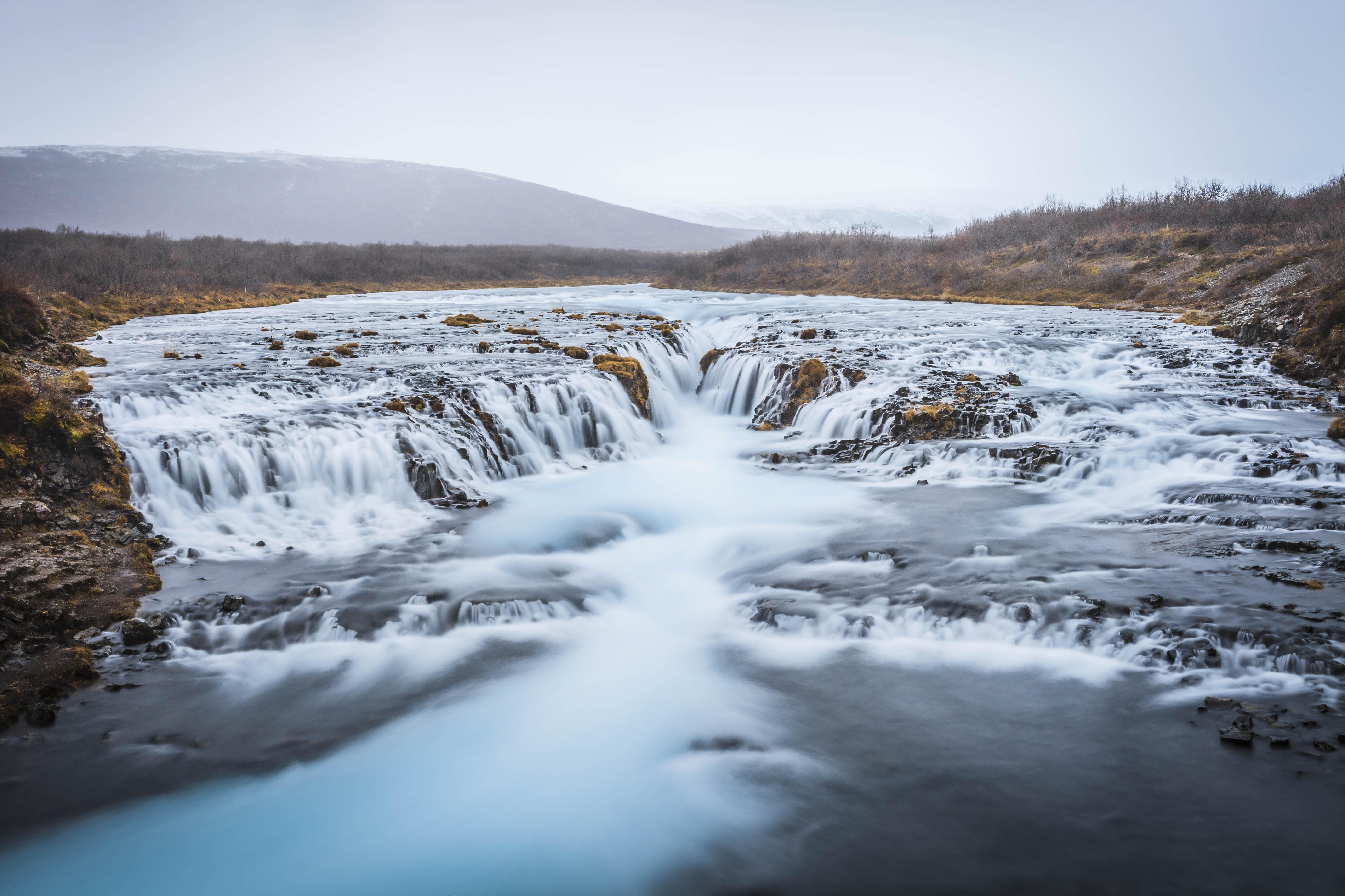 Bruarfoss. Iceland. 2016