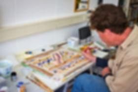 Schilderen dagbesteding ASS Groningen