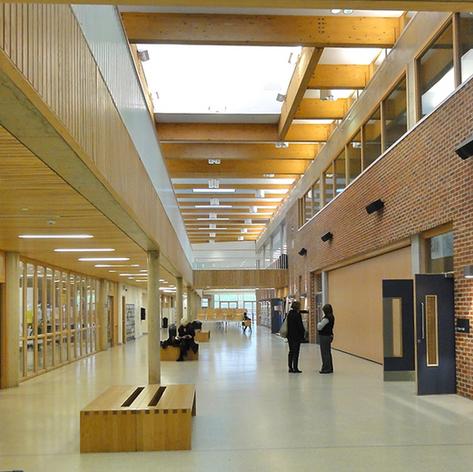 THE MINSTER SCHOOL, NOTTINGHAMSHIRE UK
