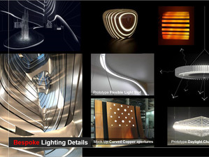 BESPOKE - LIGHTING DETAILS
