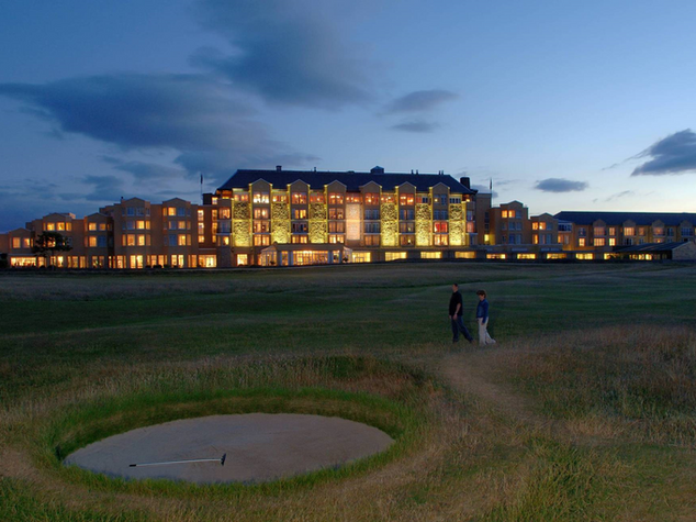 ST ANDREWS OLD COURSE HOTEL