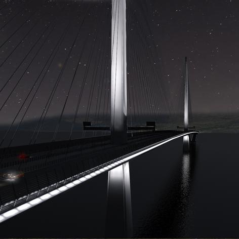 QUEENSFERRY BRIDGE CROSSING