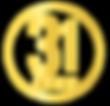 Logo 31 años ALPA Constructora, ALPA Studio