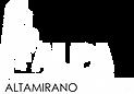 Logo ALPA Constructora Blanco