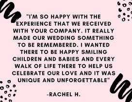 Rachel H Review