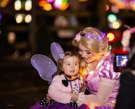 Rapunzel at the Parade