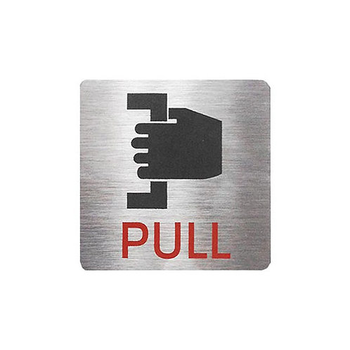 """PULL"" Sign"