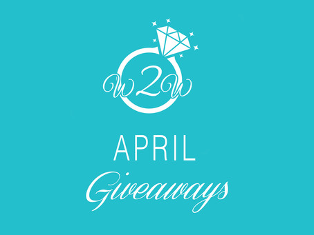 April Giveaways