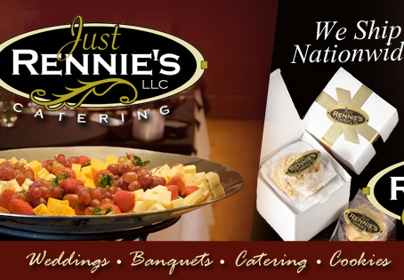Just Rennie's Catering & Cookie Co.