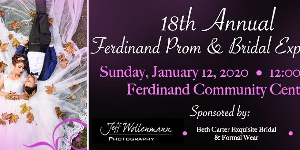 FERDINAND PROM & BRIDAL EXPO