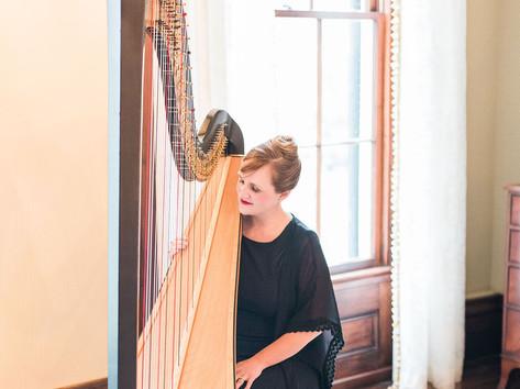 Emily Fife, Harpist