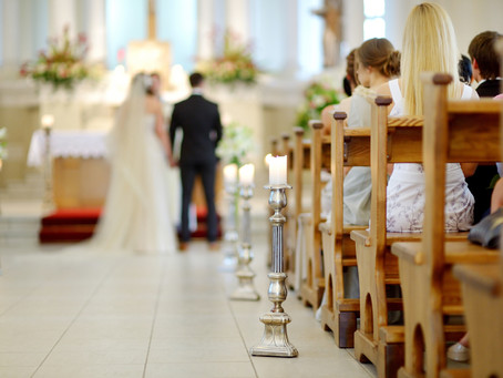 The Most Popular Bible Verses for your upcoming wedding ceremony.