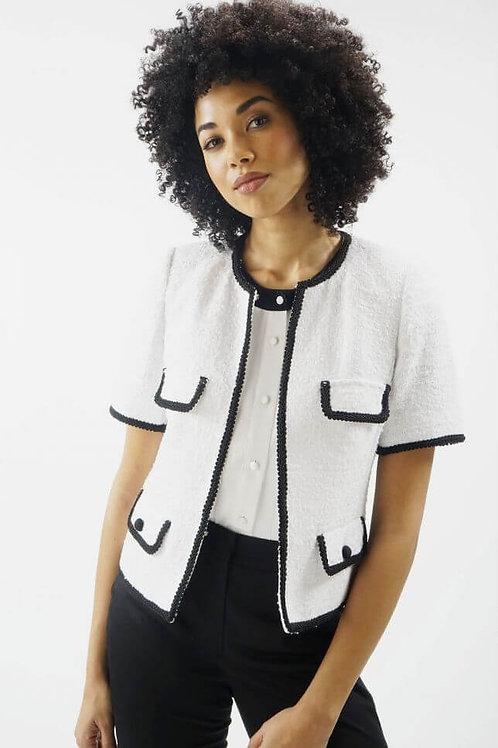 Short sleeve jacket 141014