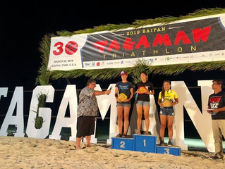 Results! Results! Results! Female Domination at 2XU Triathlon and Tagman Triathlon