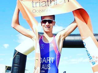 ETPA Junior Athlete named as a reserve for the Australian World Championships Junior Squad & Rac