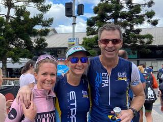 ETPA Race Results: Geelong 70.3 and 2XU Race 5