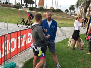 ETPA Head Coach andOscar Dartselected for AIS Junior Triathlon Camp