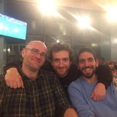 James, Lorenzo and Antonio