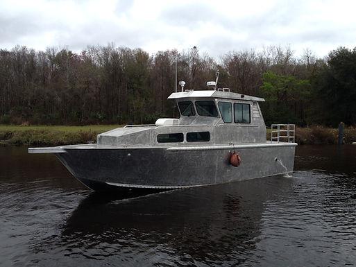 45ft Crewboat