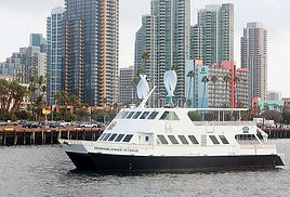 Hornblower Hybrid Catamaran