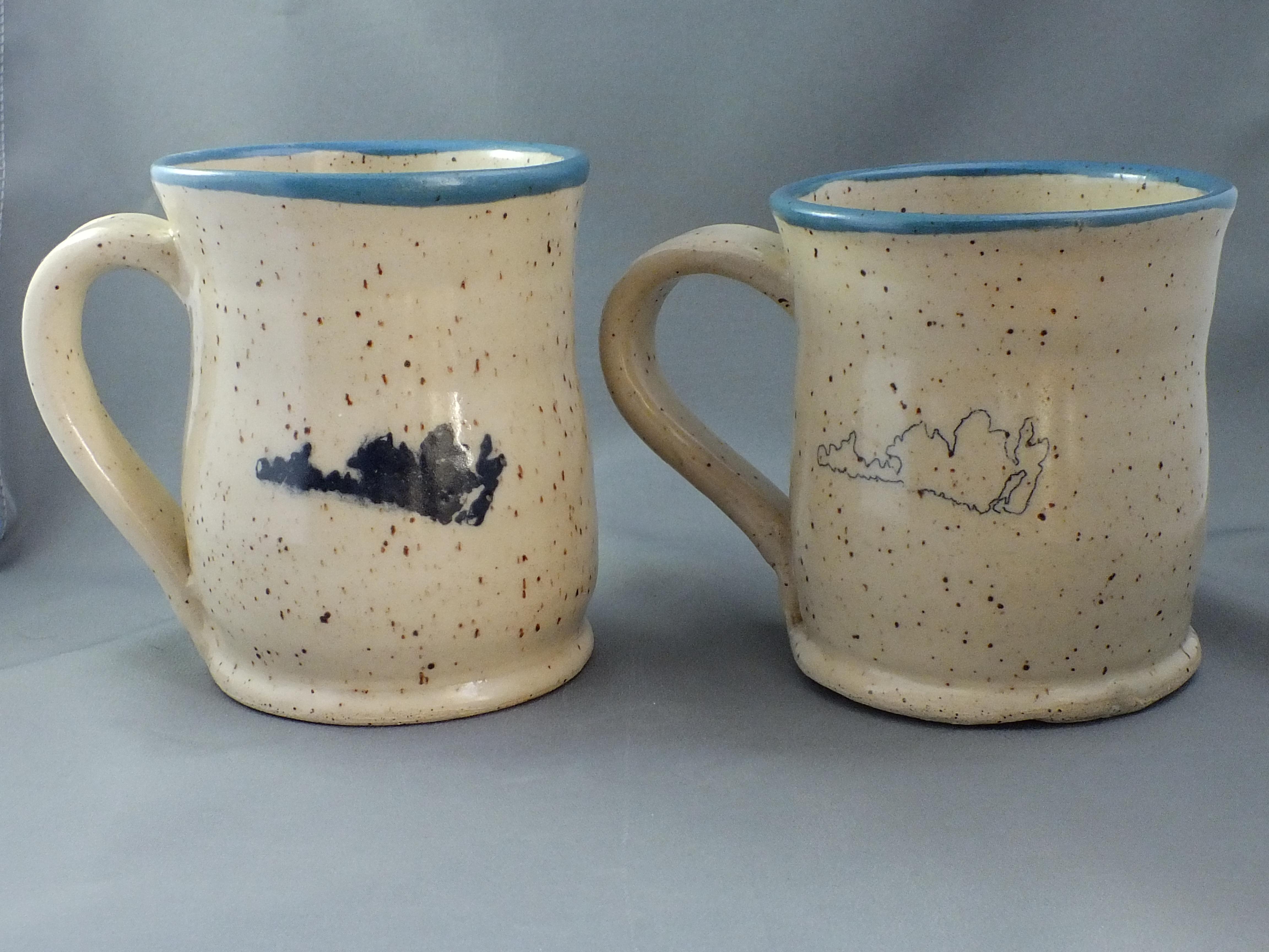 Manitoulin mugs
