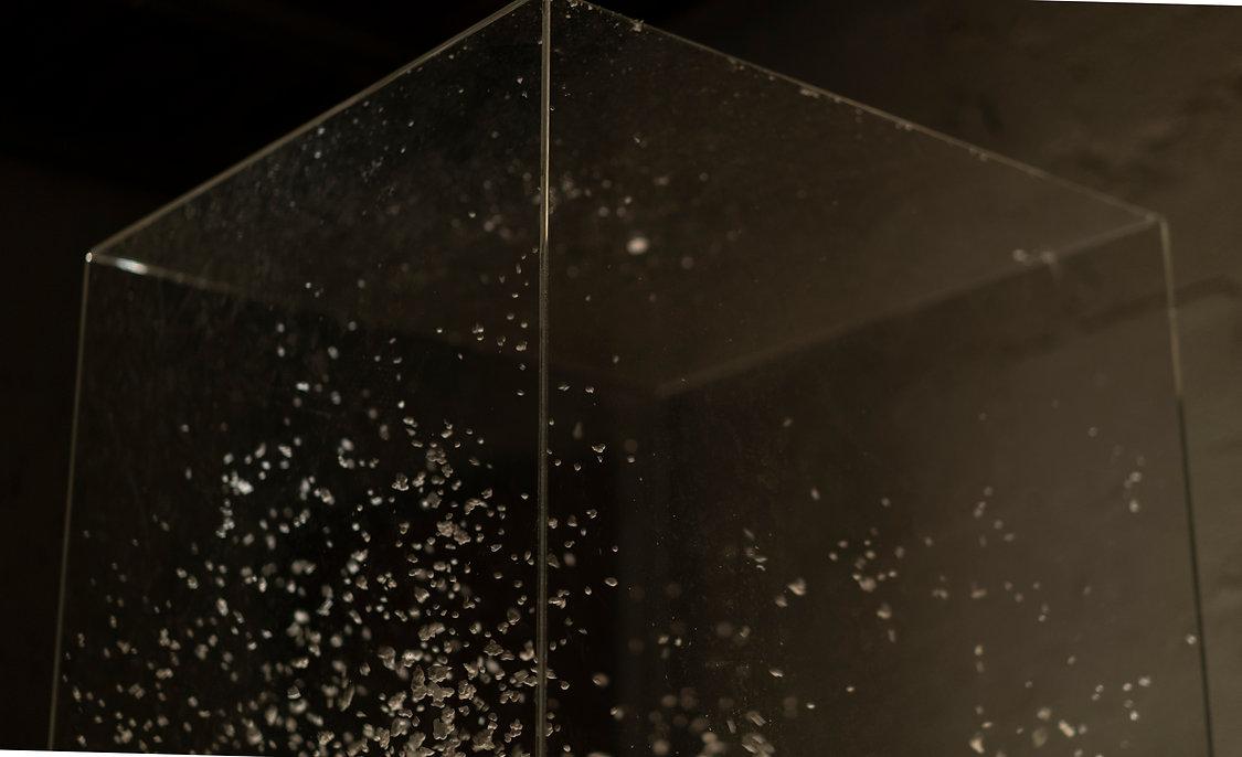 Contemporary art installation by Elena Ceretti Stein Hamekarer Weather Mezeg Ra