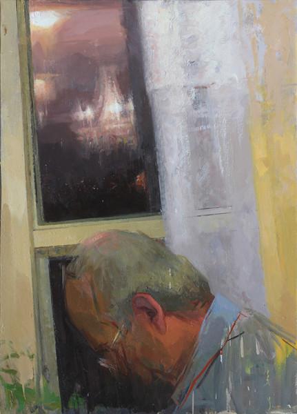 Window Portrait 2012