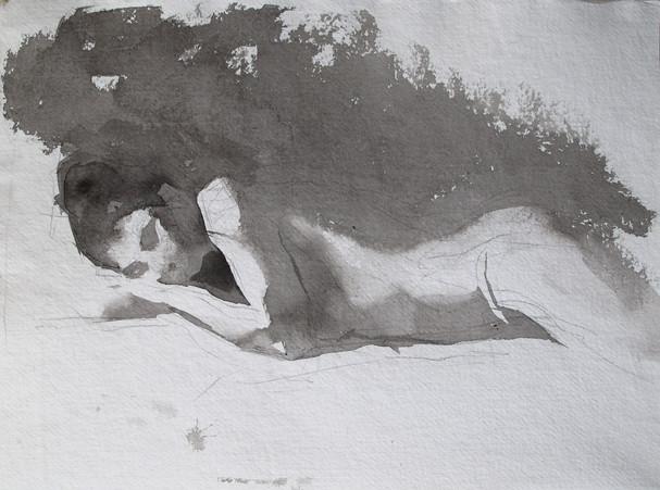 Lying Nude 1