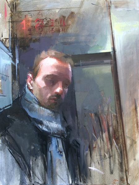 Elevator Portrait 2013