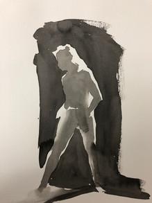 Dancer Study 7