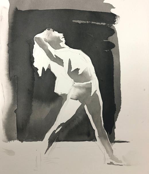 Dancer Study 6