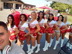 San Francisco 49ers Red Zone Rally