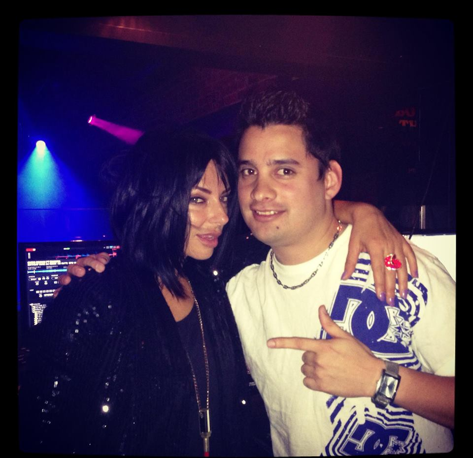 Billboard Recording Artist Luciana