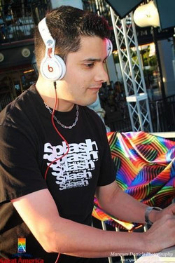 Great America Pride Night DJ