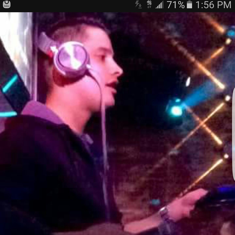 DJ'ing at a Club in Sacramento
