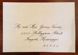 Turner Envelope