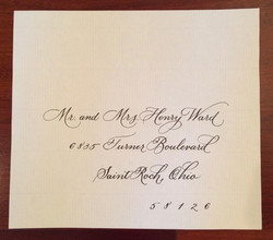 Ward Envelope
