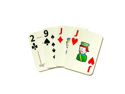 중복되는 카드패 숫자