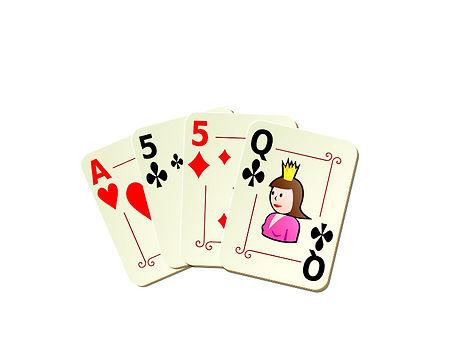 중복되는 카드패 숫자2