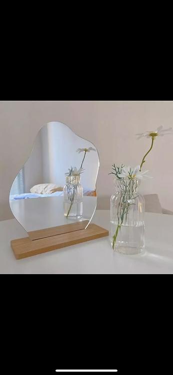 Nordic Wavy Mirror