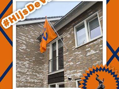 Het Stijlorenrijk hangt de vlag weer uit!