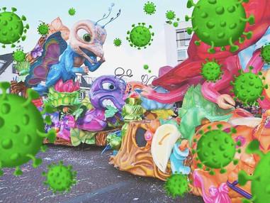 SCO zet streep door carnavalsoptochten 2021
