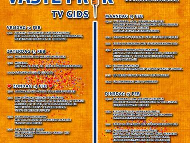 TV GIDS VASTEPRIK