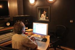 Alessandra in studio IMG_5433