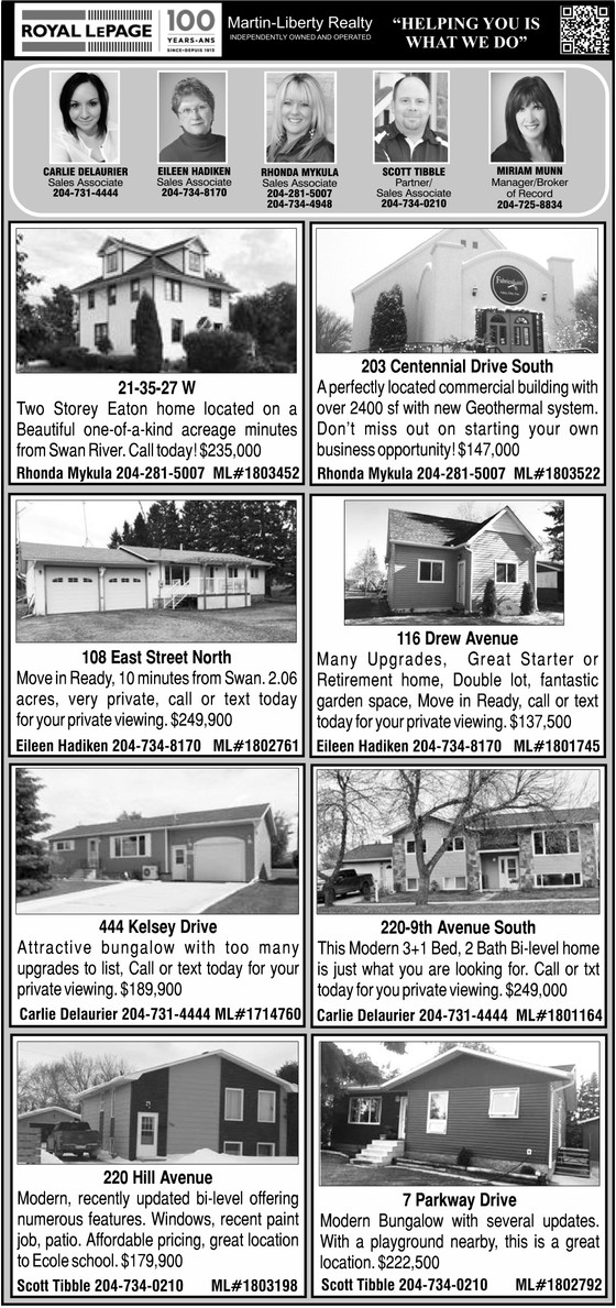 Weekly Featured Properties