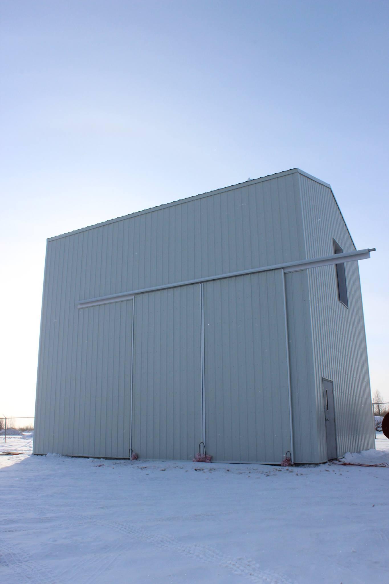 Seed Treatment Facility