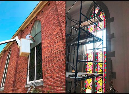 "St. Paul's launches ""Park Street Community Project"""